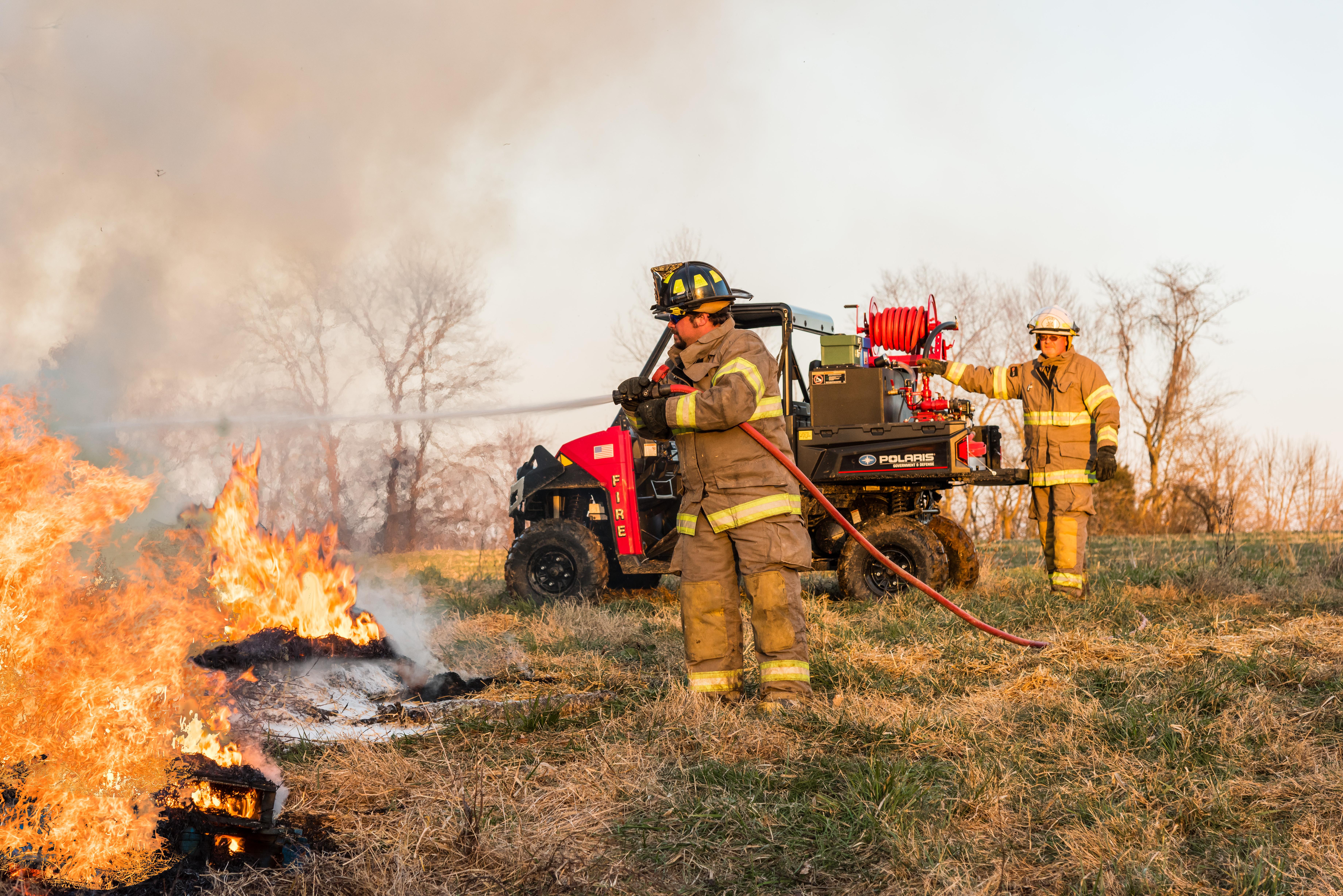 Polaris Government and Defense - Ranger Fire