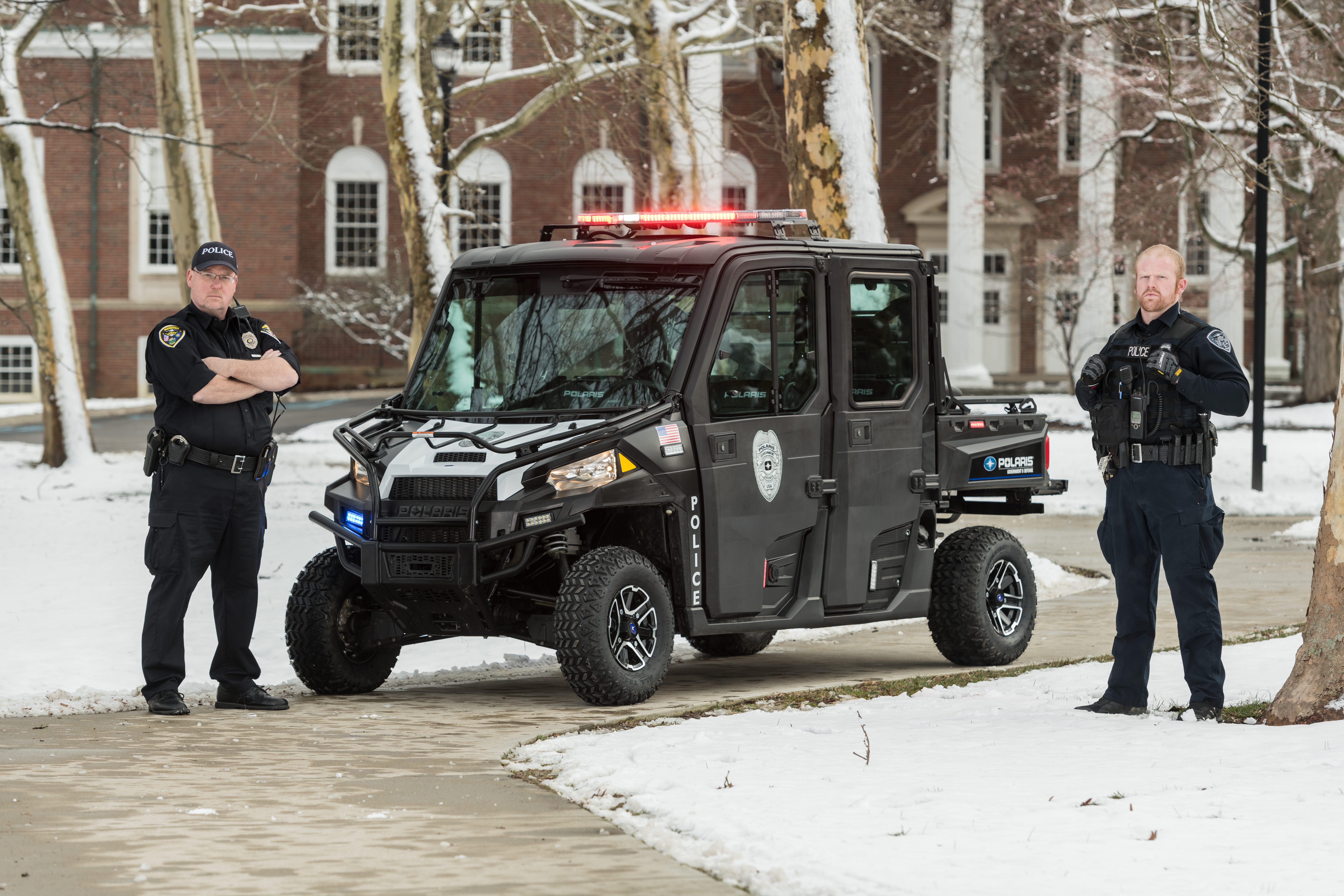 Polaris Government and Defense - Ranger LE Rescue