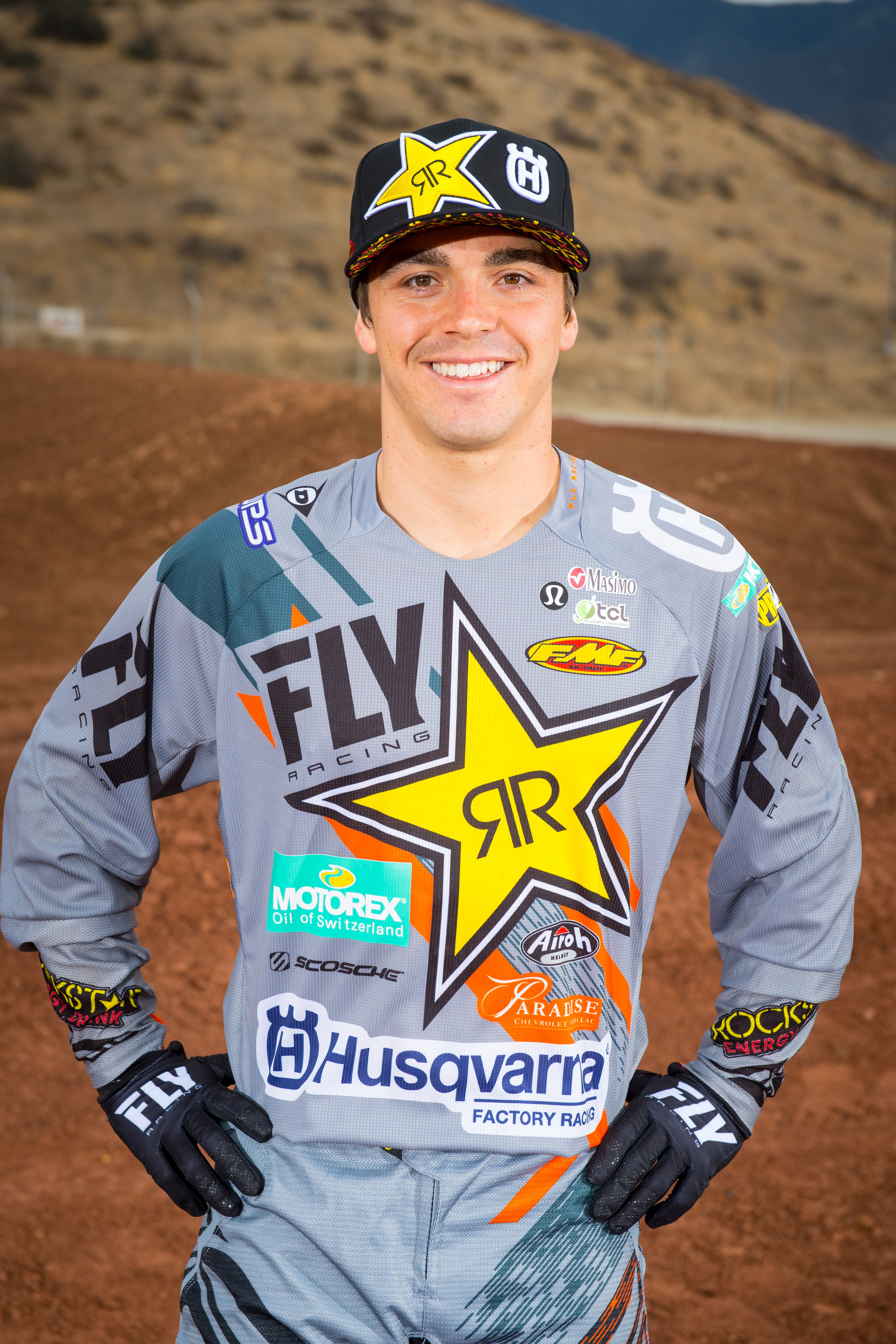 Rockstar Energy Husqvarna Factory Racing are pleased to announce the contract extension of Zach Osborne