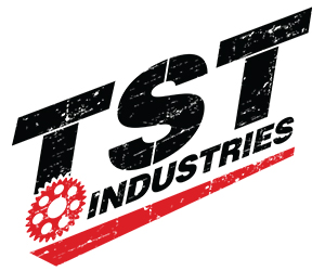 TST Industries logo