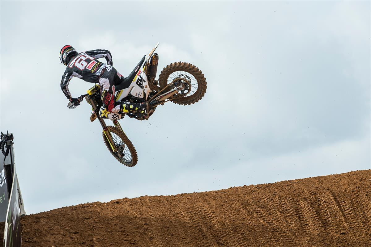 MXGP of Portugal - Thomas Covington – Rockstar Energy Husqvarna Factory Racing