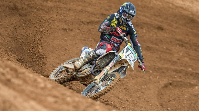 MXGP of Portugal - Thomas Kjer-Olsen – Rockstar Energy Husqvarna Factory Racing