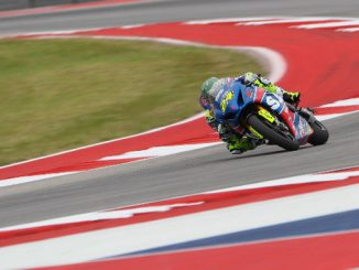 Toni Elias comes to COTA with a four-race win streak