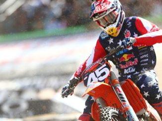 Troy Lee Designs-Red Bull-KTM's Smith Earns Fourth Podium Finish with Runner-Up in Foxborough-678