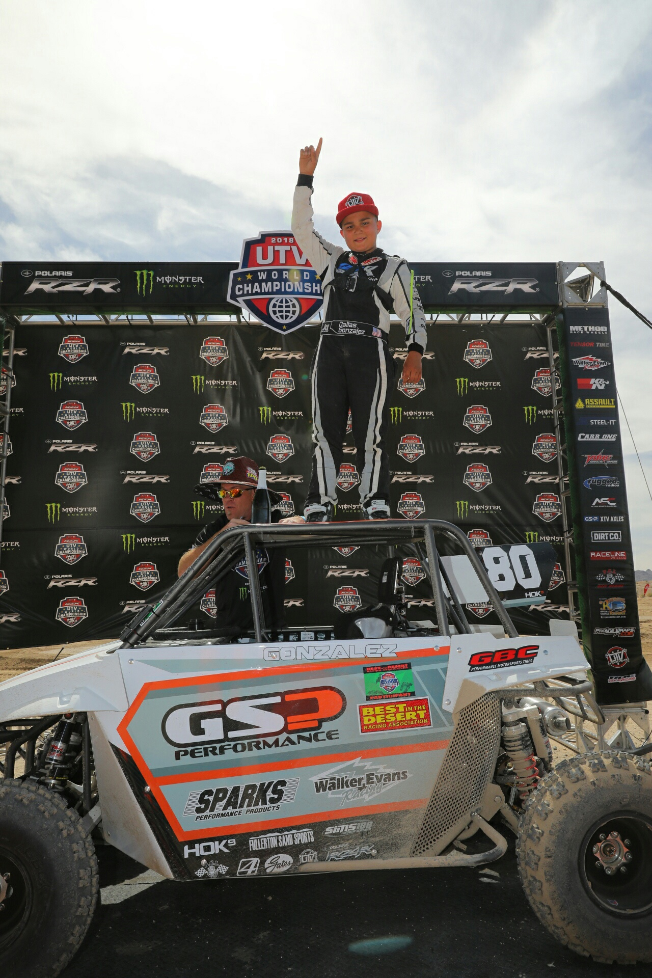 Youth Racing Highlights Day Two of the UTV World Championship