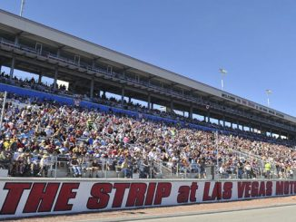 las vegas nhra four-wide nationals sell-out