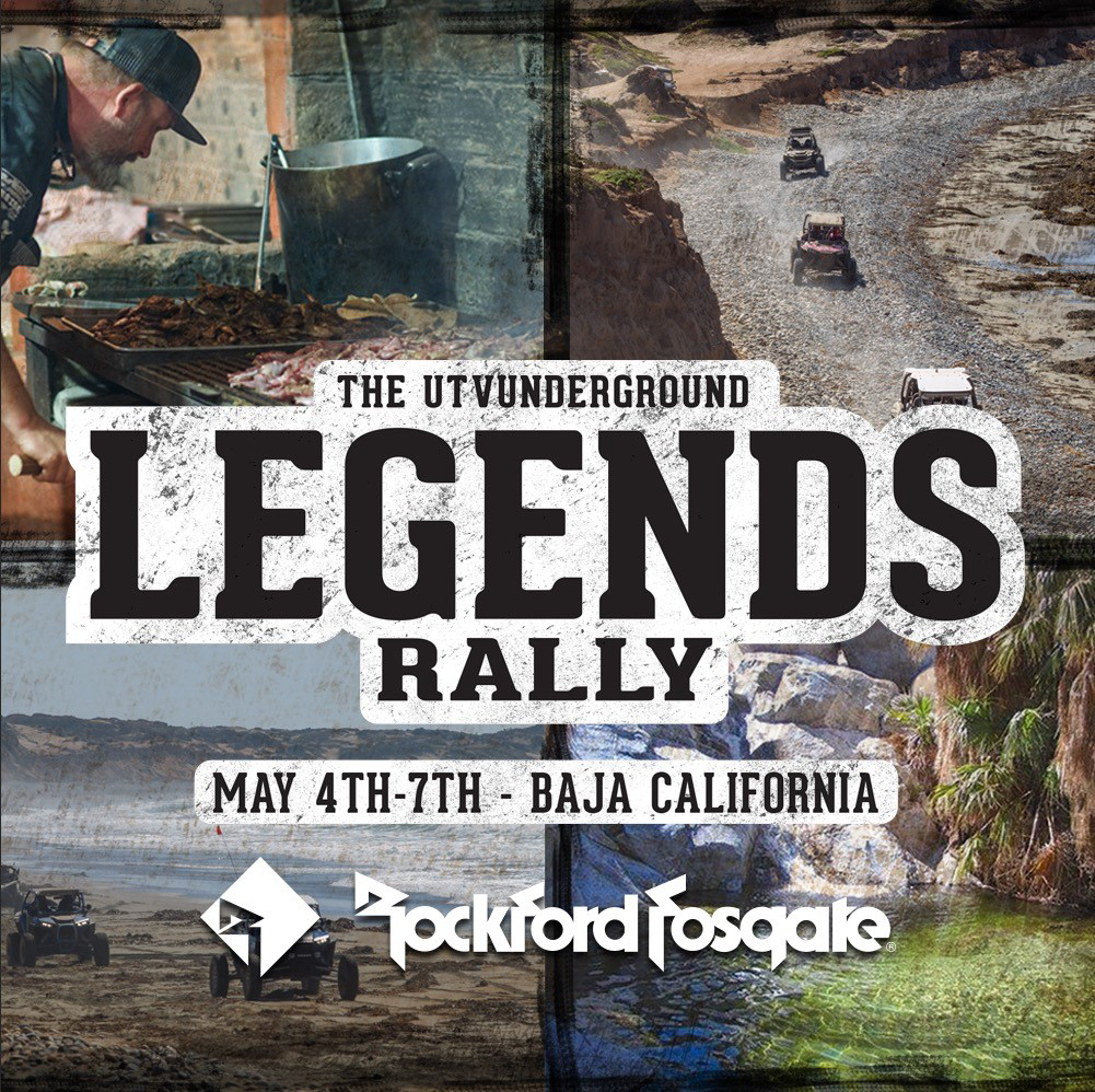 Rockford Fosgate - 2018 Legends Rally