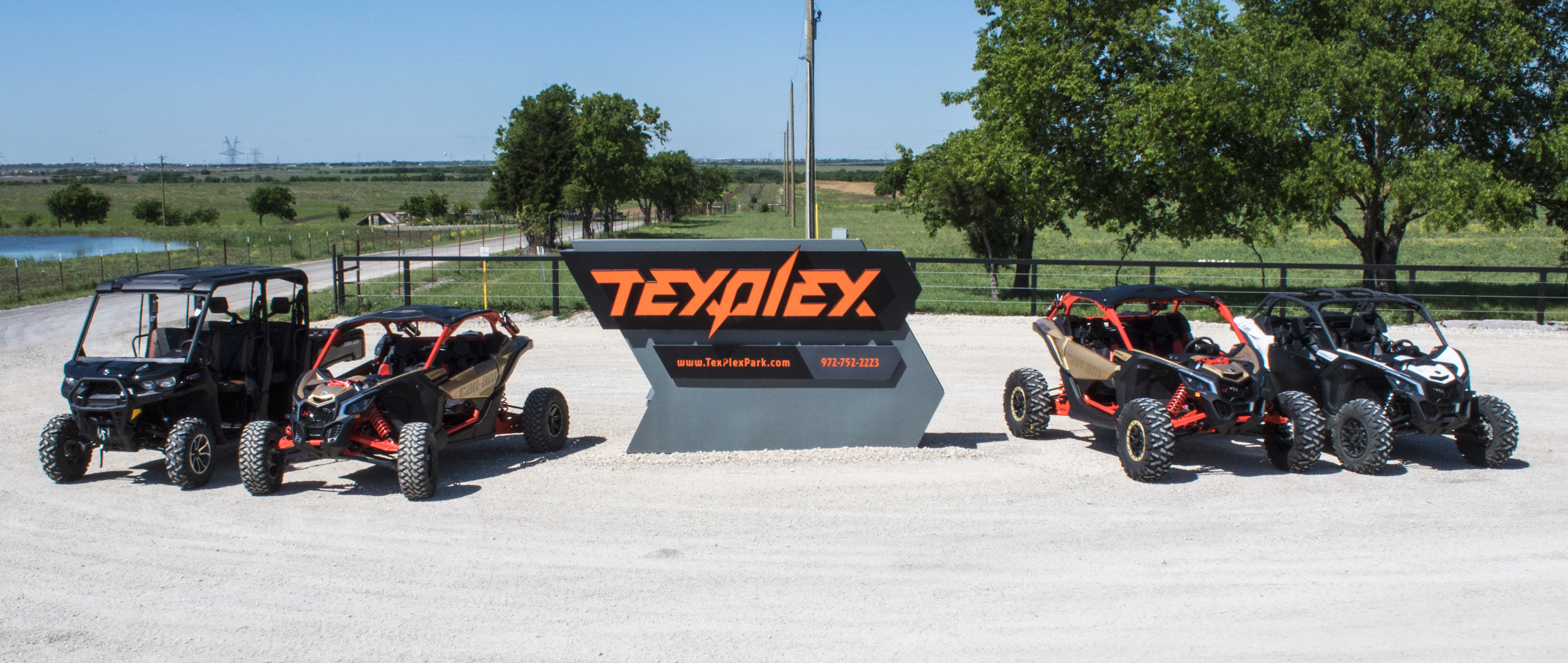 TexPlex Park and Can-Am to Create First Permanent Demo Facility