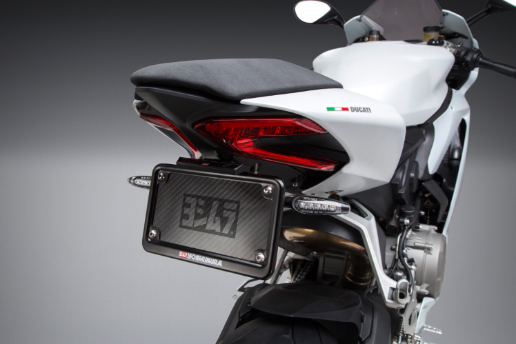 Yoshimura Fender Eliminator kit fits many model year Ducati Panagale