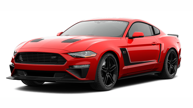 ROUSH Performance Releases Special Edition JackHammer Mustang