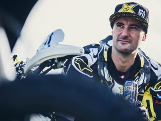Rockstar Energy Husqvarna Factory Racing welcome Pela Renet as Rally Team Coordinator