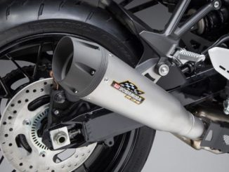 Up close the R-34 has the Yoshimura craftsmanship you have come to expect