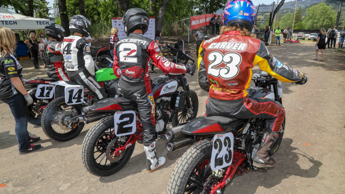 Wiseco Named Official Piston of American Flat Track