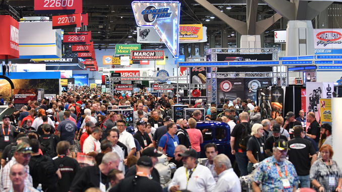 2018 SEMA Show Registration Now Open