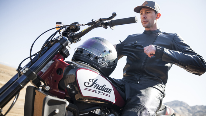 Nitro Circus - Travis Pastrana - Indian Scout FTR750