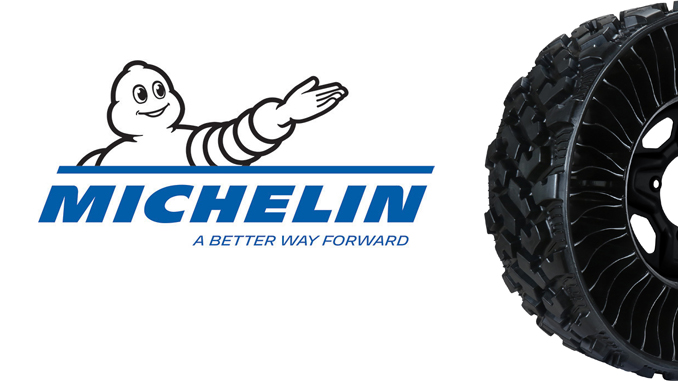 Michelin X TWEEL UTV