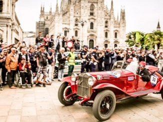 2018 Mille Miglia is a triumph for Alfa Romeo