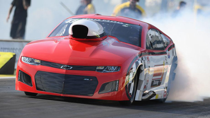 Rickie Smith Powers to Victory at Heartland Motorsports Park
