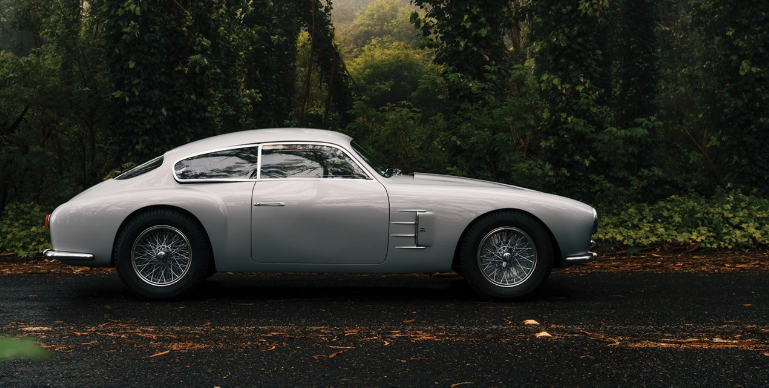 Mille Miglia-Raced 1956 Maserati A6G-2000 Zagato Joins RM Sotheby's Flagship Monterey Sale