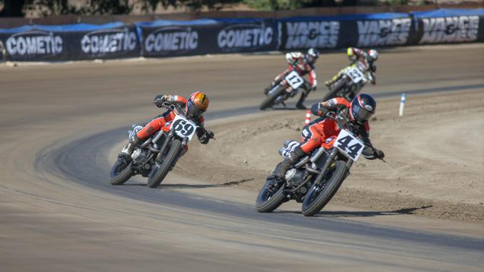 Harley-Davidson Springfield Mile 1