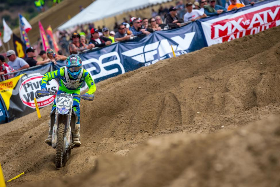 Glen Helen National - Aaron Plessinger was dominant in the 250 Class and earned his third career win. - Rich Shepherd