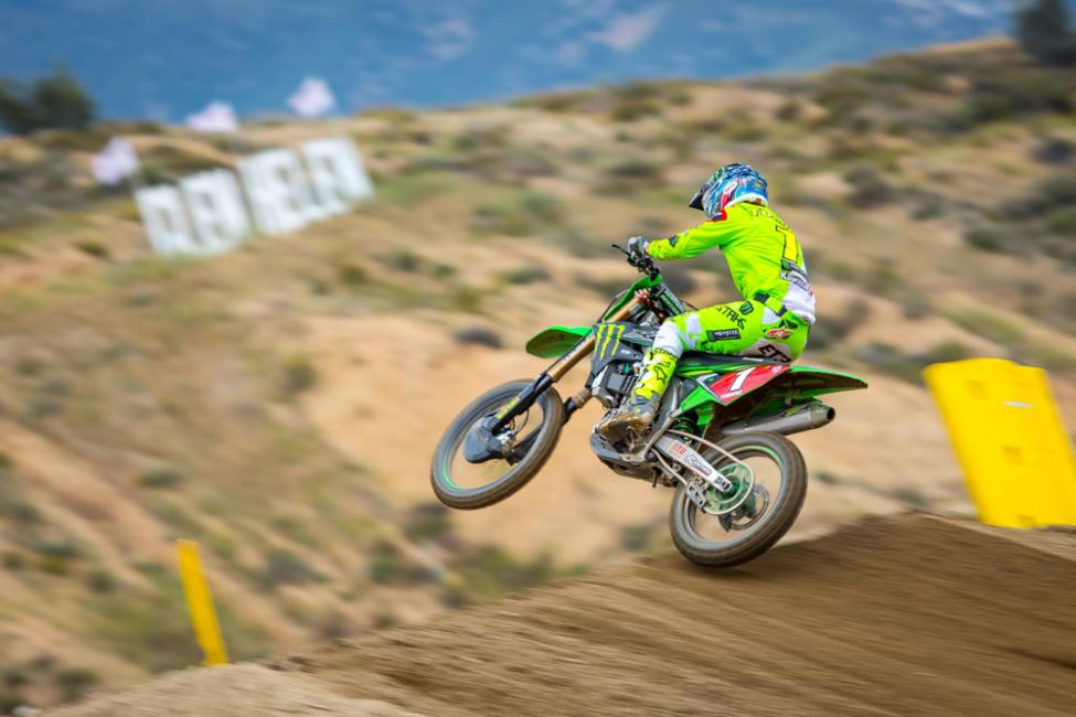 Glen Helen National - Eli Tomac has won back-to-back races to open a season for the second time in his career. - Rich Shepherd