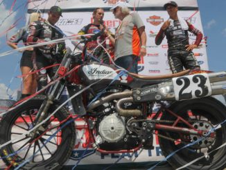 Home Track Hero Jeffrey Carver Jr. Triumphant at Springfield Mile