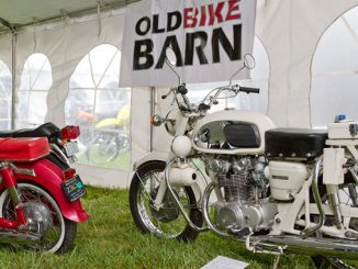 Old Bike Barn Mid-Ohio Sports Car Course in Lexington Ohio. Photo by Jeff Guciardo_AMA