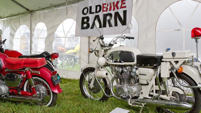 Old Bike Barn Mid-Ohio Sports Car Course in Lexington Ohio. Photo by Jeff Guciardo_AMA