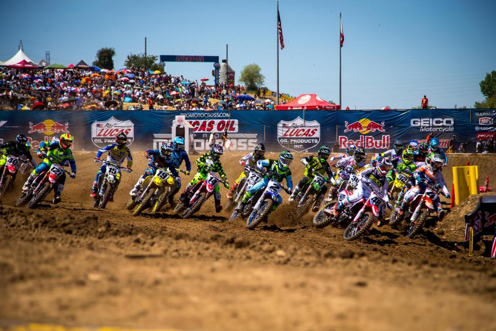 2018 Lucas Oil Pro Motocross Championship