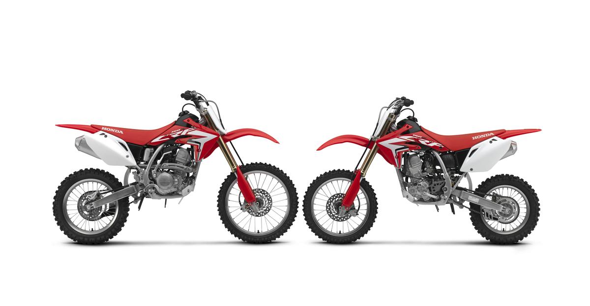 2019 Honda CRF150R Expert - 2019 Honda CRF150R