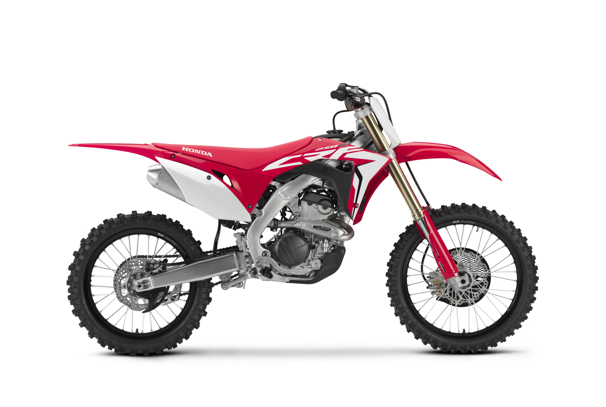 2018 Crf250r Price >> Honda Broadens CRF Lineup with Expansive New-Model Launch
