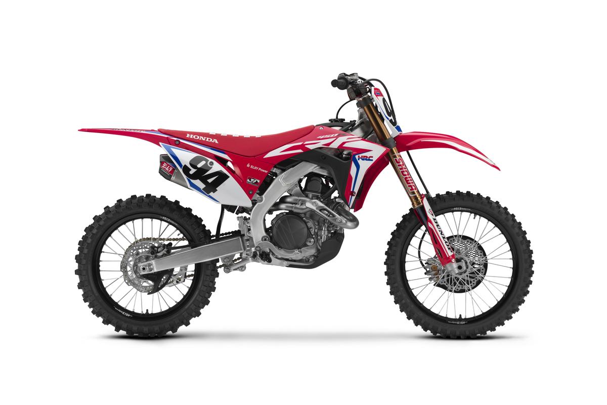 2019 Honda CRF450RWE