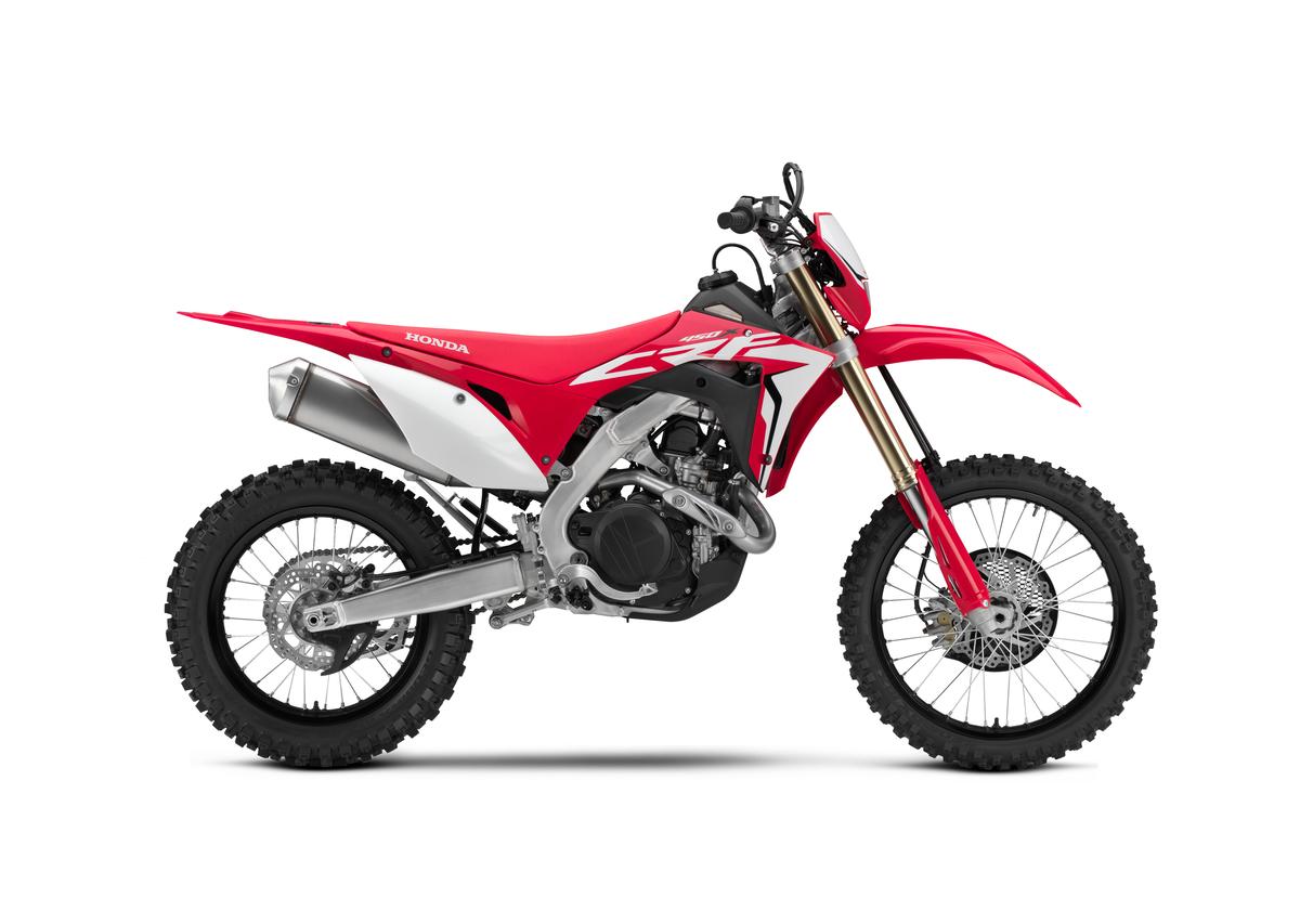 2019 Honda CRF450X