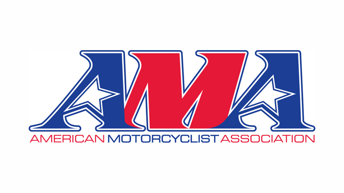 American Motorcyclist Association - AMA Logo