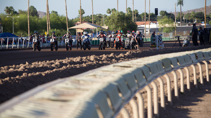 American Flat Track Anticipates First Mile Circuit of 2018 – the May 12th Arizona Mile