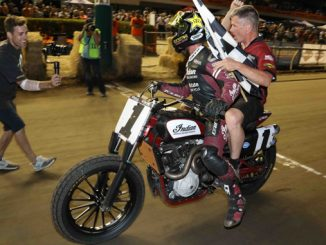 American Flat Track Set To Thrill with Sacramento Mile this Saturday - May 19