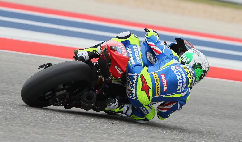 Defending MotoAmerica Motul Superbike Champion Toni Elias