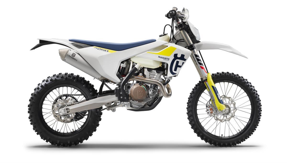 Husqvarna Motorcycles - Enduro FE 250 MY19