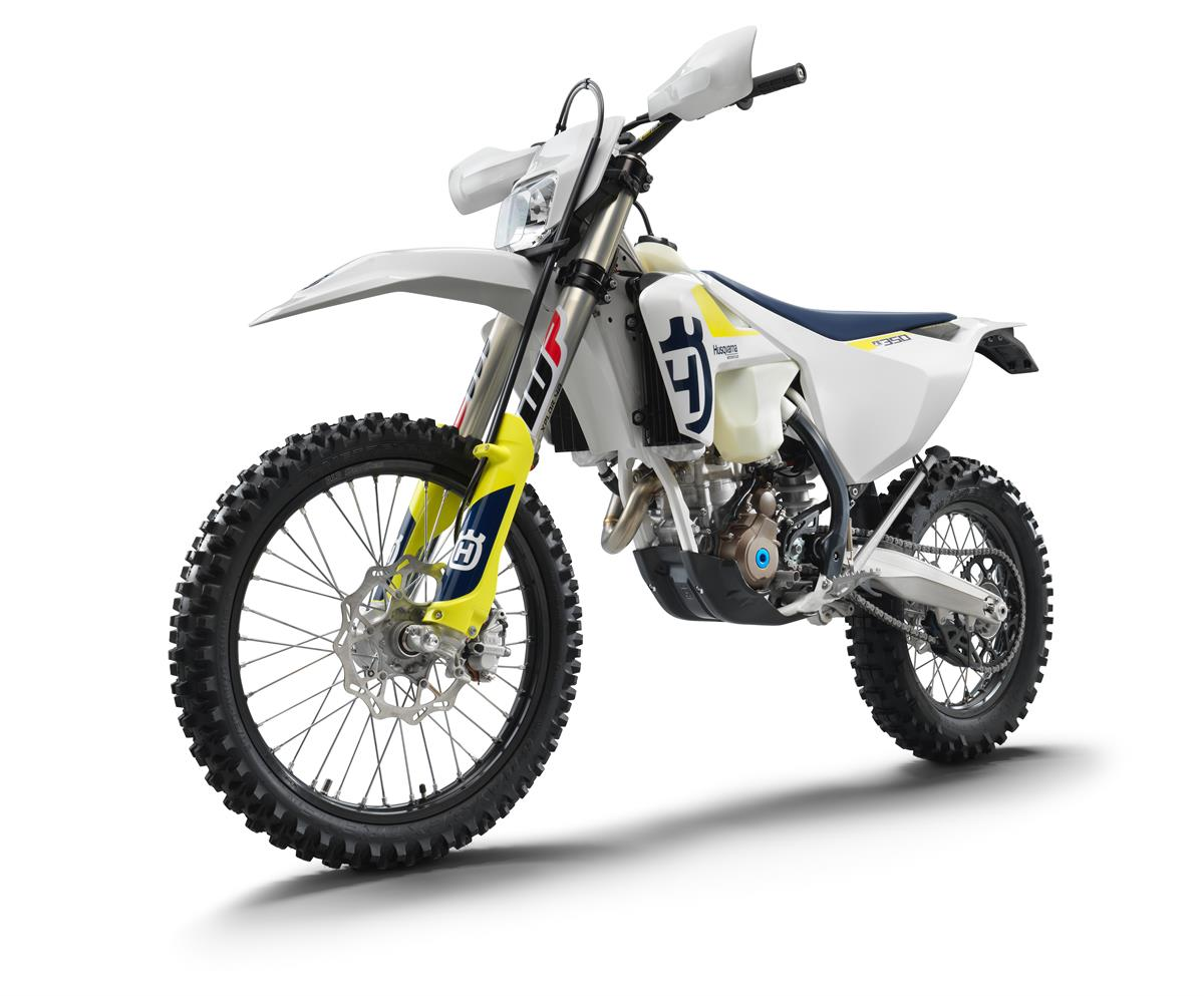 Husqvarna Motorcycles - Enduro FE 350 MY19