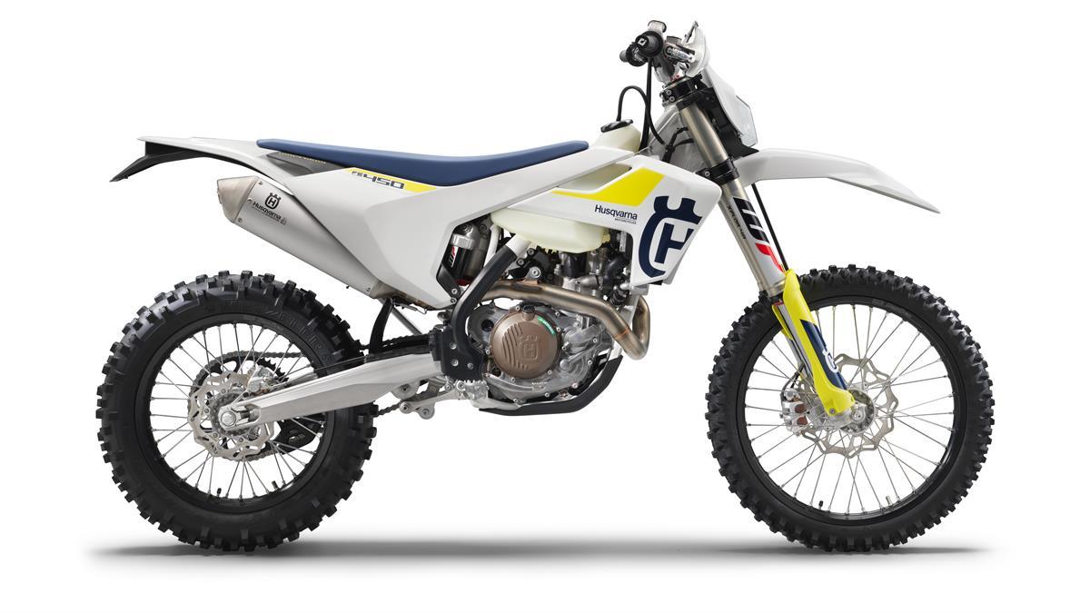 Husqvarna Motorcycles - Enduro FE 450 MY19