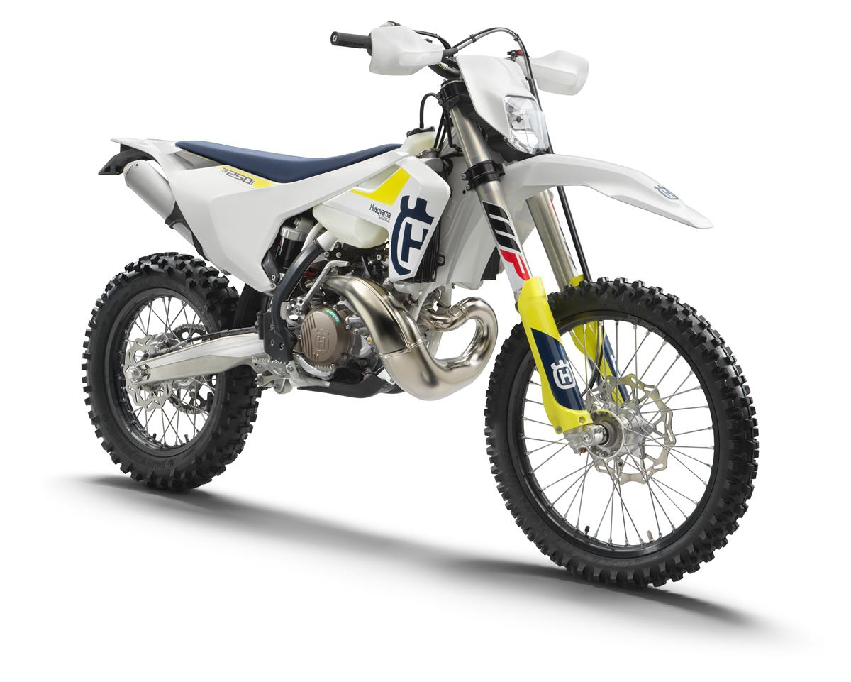 Husqvarna Motorcycles - Enduro TE 250i MY19