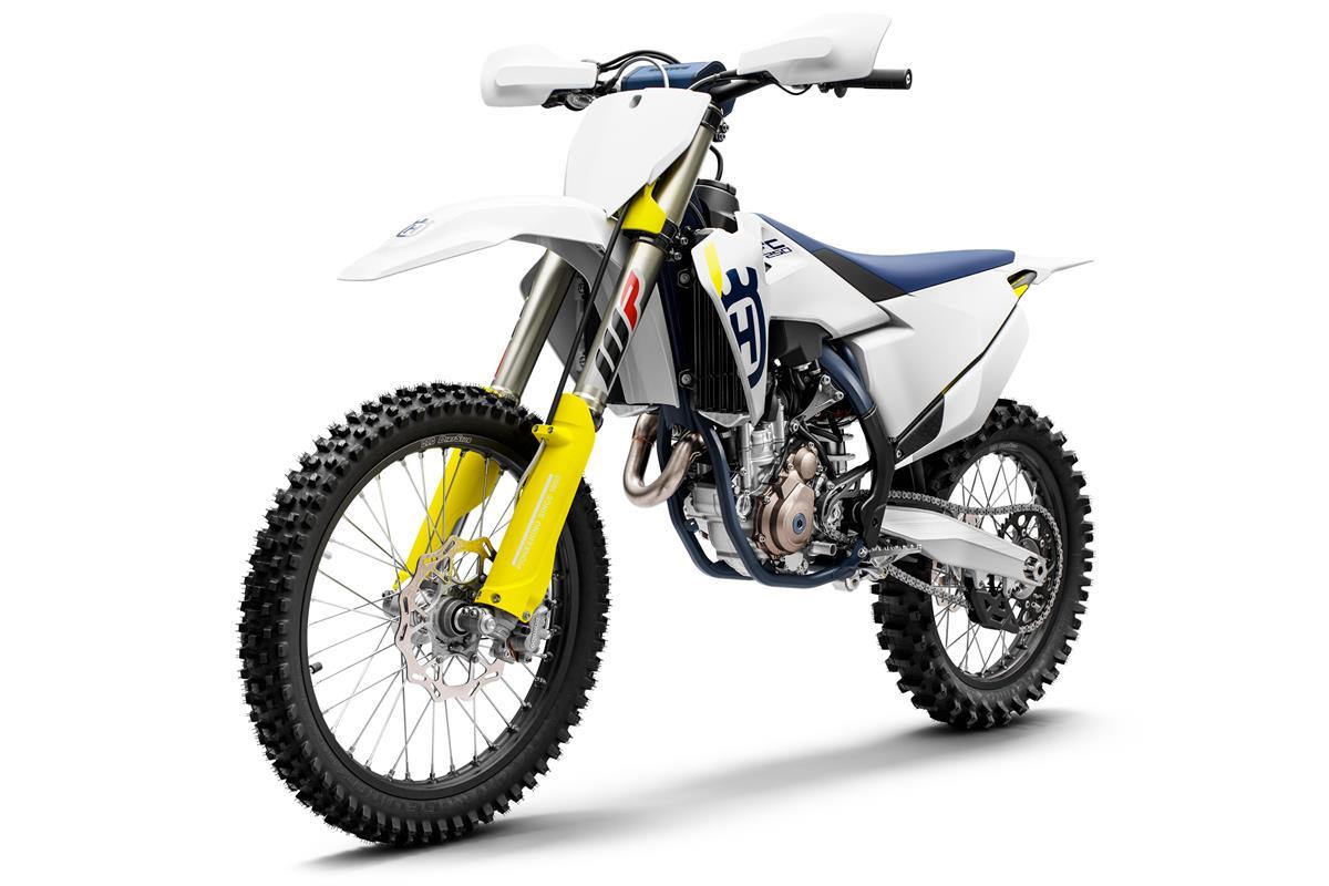 Husqvarna Motorcycles - FC 250 MY19