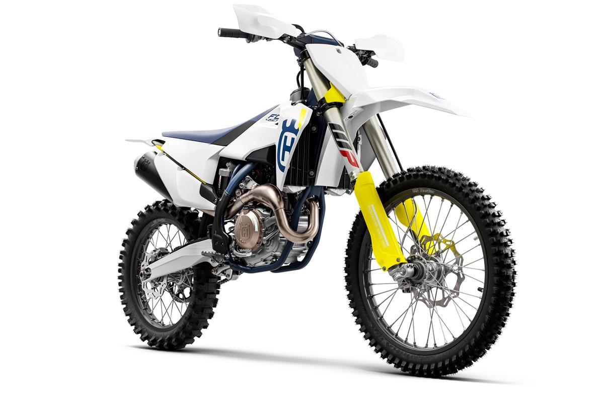 Husqvarna Motorcycles - FC 450 MY19