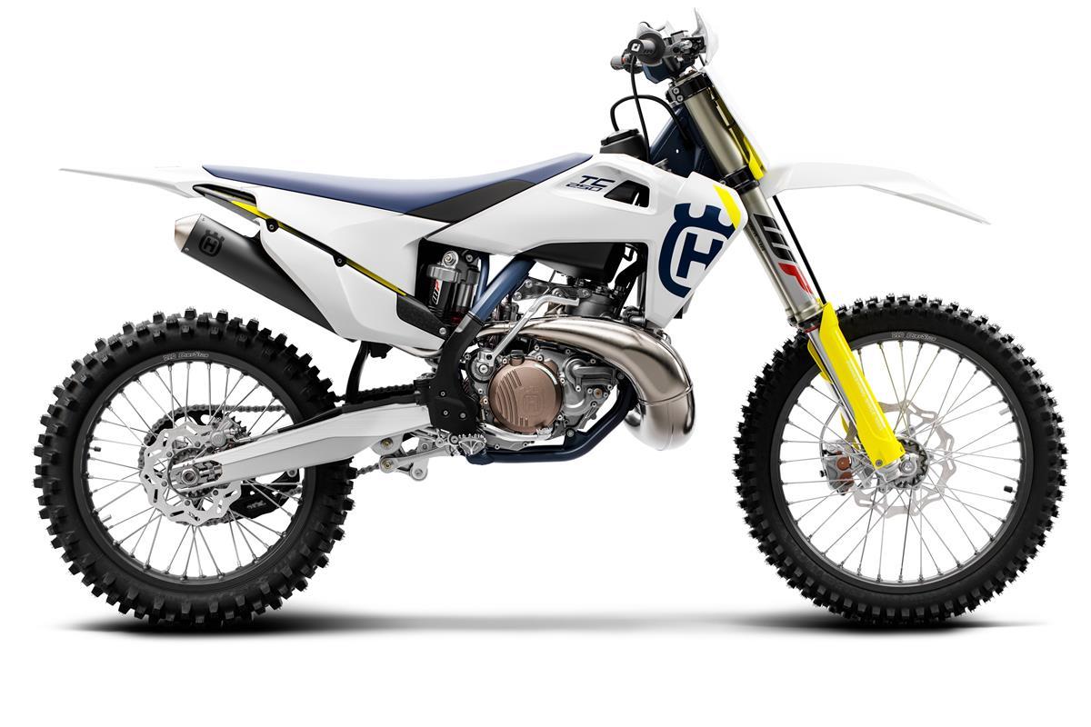 Husqvarna Motorcycles - TC 250 MY19
