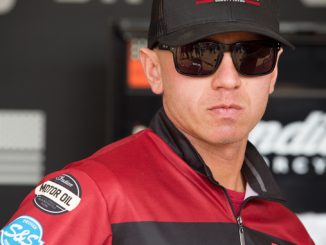 Indian Motorcycle Racing rider Bryan Smith