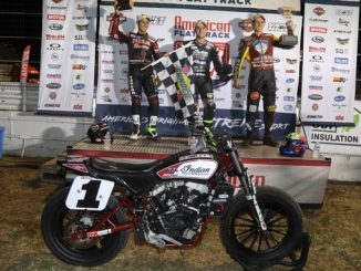 Indian Scout FTR750 Sweeps Podium at Calistoga Half-Maile