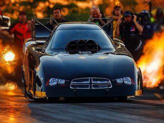 Justin Schriefer Racing FunnyCar