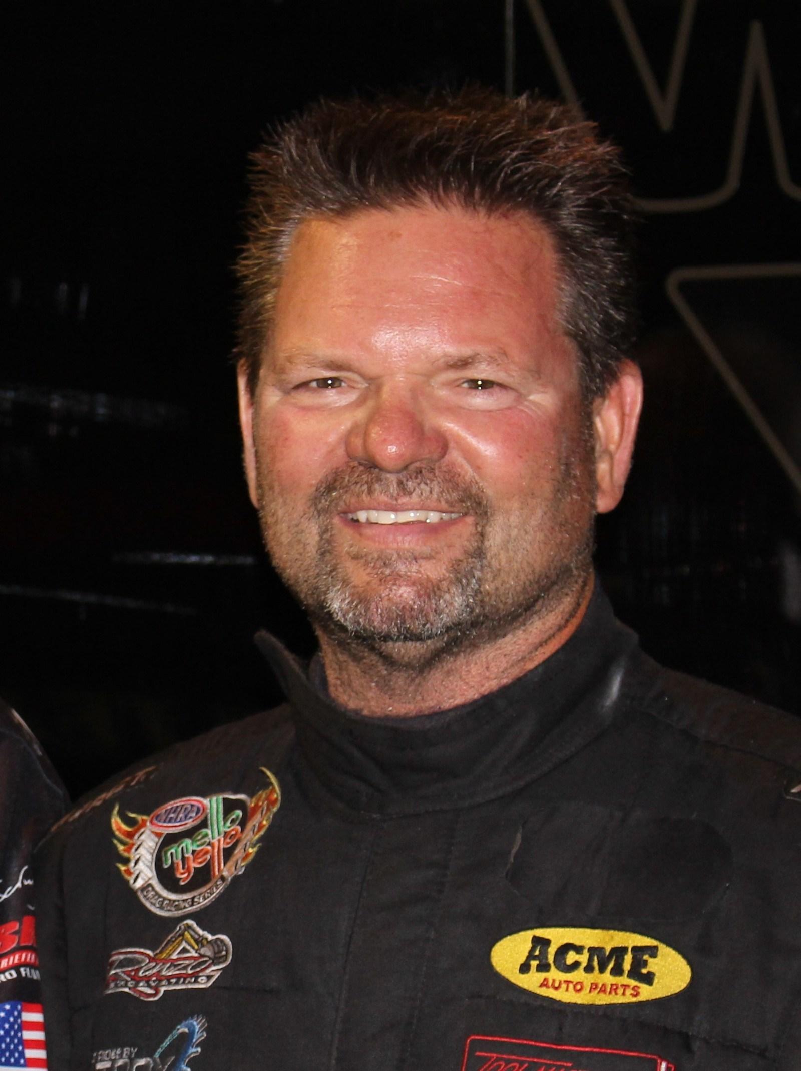 Justin Schriefer driver
