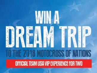 MX Sports Win a Dream Trip - VIP Experience